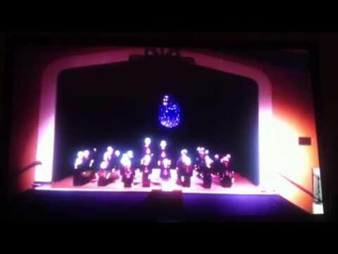 "Lipman Middle School Show Choir ""Rain"" Show 2013"