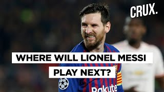 After fc barcelona suffered a humiliating loss of 8-2 against bayern munich, lionel messi has decided to leave the club. during his time with messi...