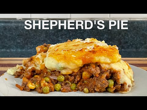 Shepherd's Pie – You Suck at Cooking (episode 122)