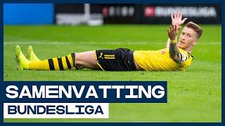 HIGHLIGHTS | Dortmund ontvangt Wolfsburg van Weghorst