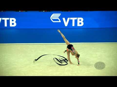 WILKIE Tara (AUS) - 2017 Rhythmic Worlds, Pesaro (ITA) - Qualifications Ribbon