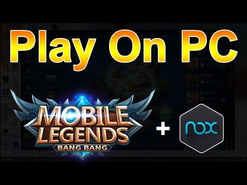 สอนวิธีลงโปรแกรมเล่น Mobile Legends บนคอมพิวเตอร์ (โดย NoxPlayer)