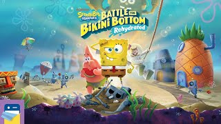 Spongebob Squarepants: Battle for Bikini Bottom Rehydrated - iOS / Android Gameplay (by HandyGames)