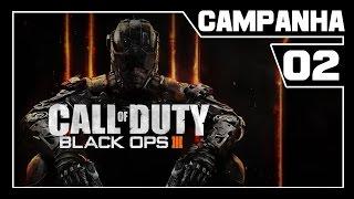 Call Of Duty Black Ops 3 - Campanha #2 - NOVO MUNDO!  [Dublado PT-BR PS4]
