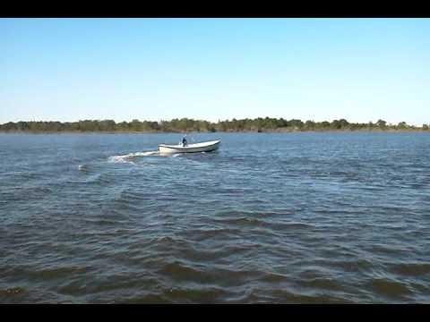 26 Motor Whale Boat