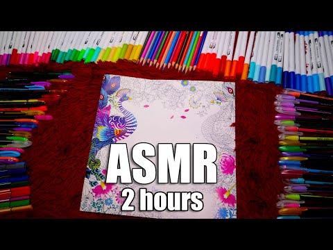 АСМР Шепот и Рисование 🎨 ASMR Whispering And Drawing ✨