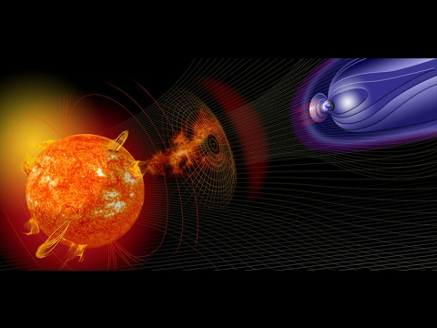 Earth's magnetic field is about to reverse