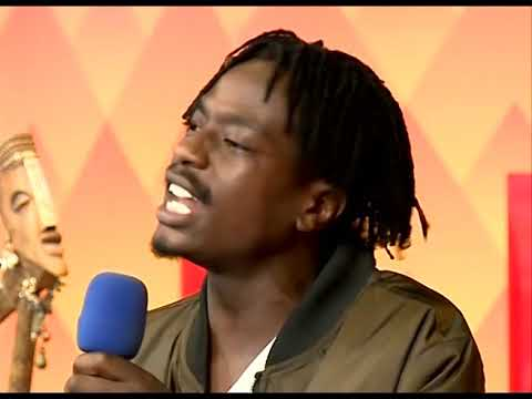 LIFE & STYLE: ARTISTIC TUESDAY   SPOKEN WORD  WILLIE OEBA, R