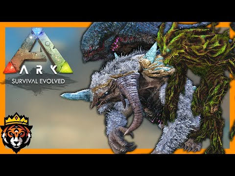 Fighting ALL THREE TITANS in ONE VIDEO! (Ark Survival Evolved Primal Fear) #21