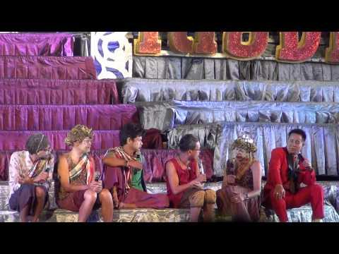 [Live HD] ตลกเสียงอิสาน ปี 2557-58 ณ หนองเรือ
