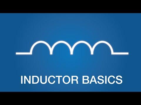 Inductors - Electronics Basics 21