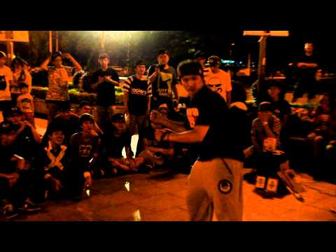 Funk You Very Much vol.5【judges solo HD】 | Rtsai FILMS | 高雄 City | 20110722
