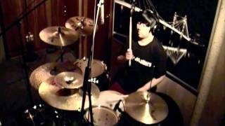 Lil V - 容祖兒 - 借過 (Drum Cover)