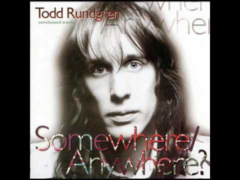 Todd Rundgren - (Most of) Somewhere, Anywhere The Unreleased Tracks (Album)