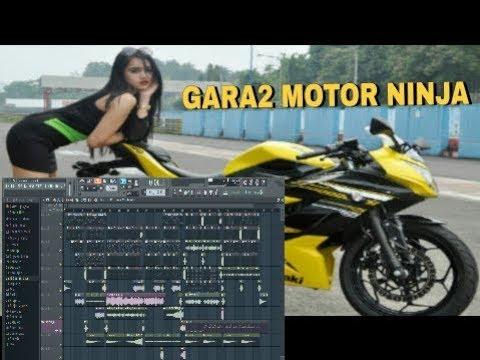Gara Gara Motor Ninja - Reggea Fl Studio