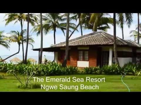 The Emerald Sea Resort, Ngwe Saung Beach - true-beachfront.com