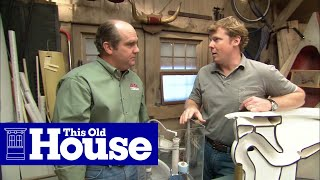 How to Rebuild a Toilet Tank | This Old House
