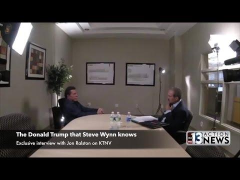 The Donald Trump that Steve Wynn knows