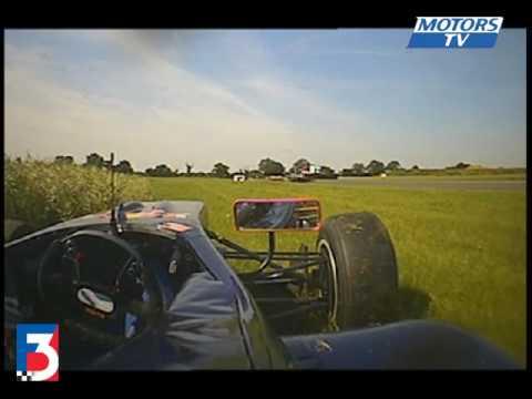 Brendon Hartley OBC British F3 Snetterton