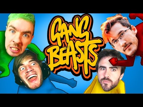 Thumbnail: THE FUNNIEST MULTIPLAYER GAME! (Gang Beasts - Part 06)