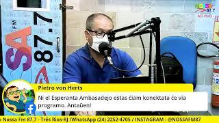 Ligado no Esperanto! 14/03/2021