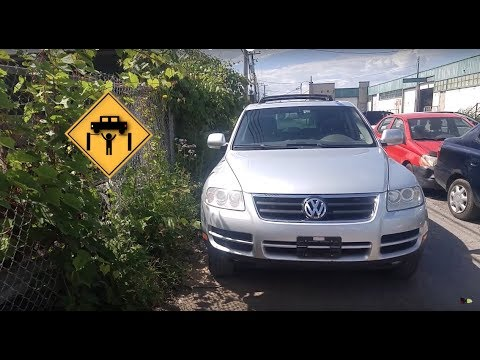 Volkswagen Touareg L7 /// Tips on Inspecting Used