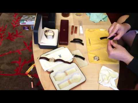 Patek Philippe Calatrava 5107 White Gold Day Spa - Wrist Watch Clean and New Strap