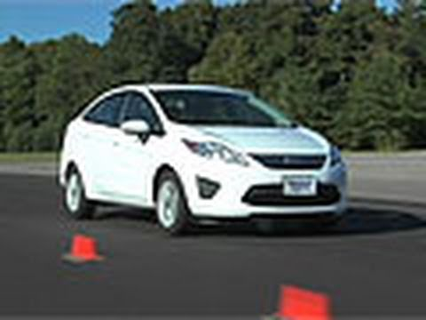 2011 2013 Ford Fiesta Review