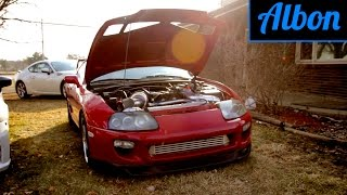 My Broken and Forgotten Supra - Building a Monster Toyota Supra - Part 1 [ALBON Garage]