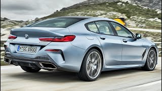 2020 BMW M850i xDrive Gran Coupe - Luxury Four-Door Sports Car