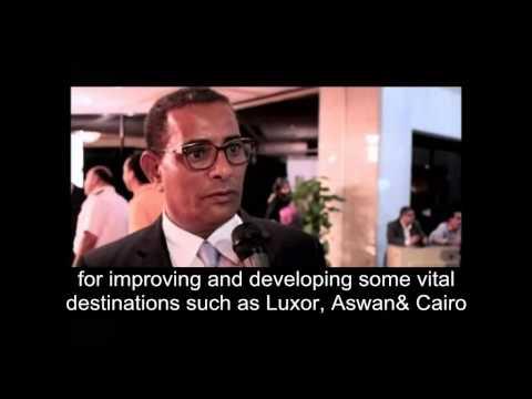 Best Resort Manager in Egypt   Post Honoring  TV Interview