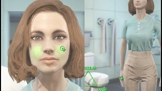 Fallout 4 - Female character creation