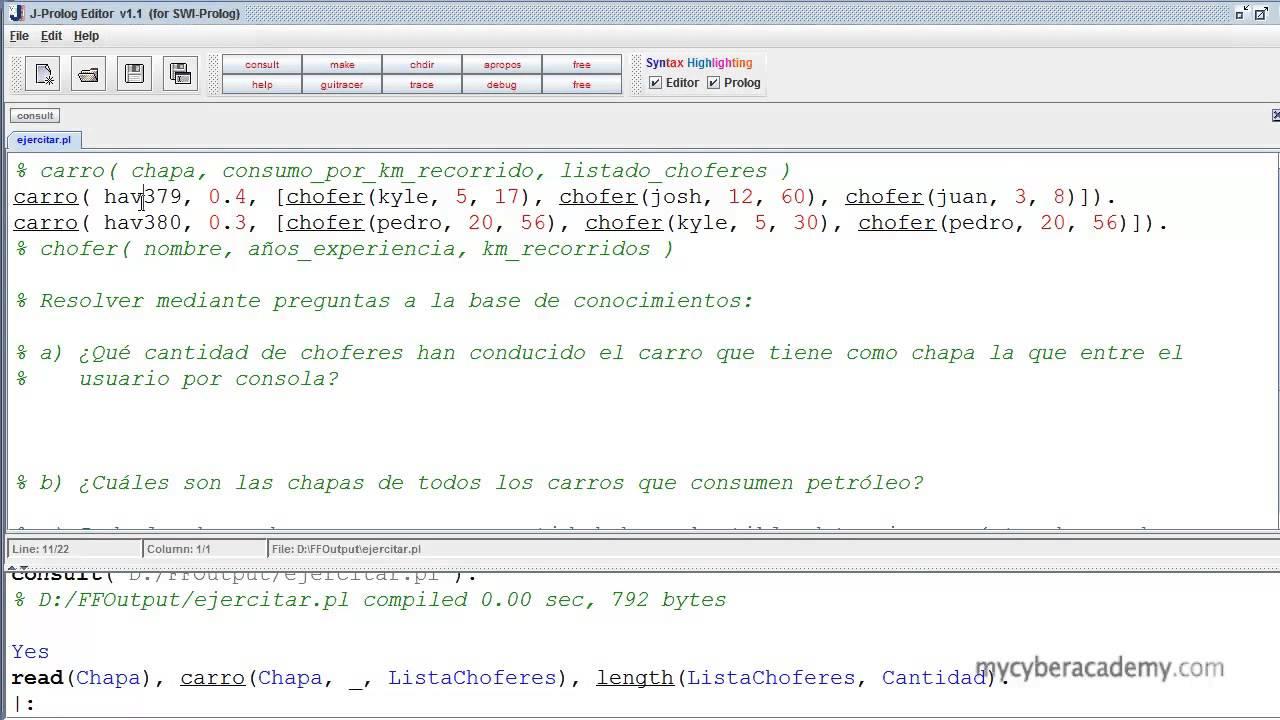 Prolog write