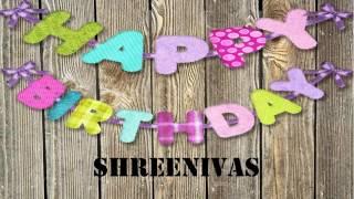 Shreenivas   Birthday Wishes