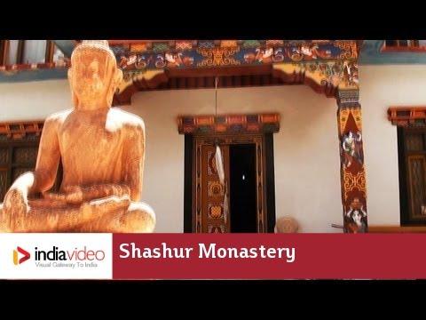 Shashur Monastery, Lahaul and Spiti
