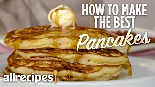 How to Make Pancakes 3 Ways: American, Swedish, and Japanese | You Can Cook That | Allrecipes.com