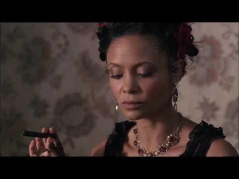 Thandie Newton Smoking