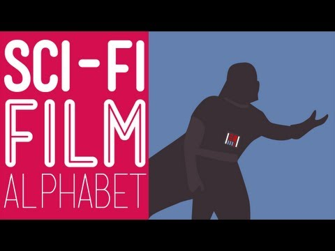 SciFi Movies AZ  Which Movies Do You Know? SciFi Film Alphabet HD