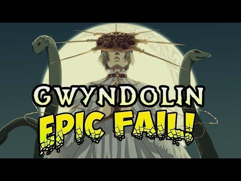 GWYNDOLIN RAGE FAIL! Dark Souls 1 (#23)