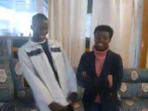 THOMAS MATHEBULA AND NOZIPHO RADEBE DOING SCREEN TEST @ ETN ACTORS AGENCY.mp4