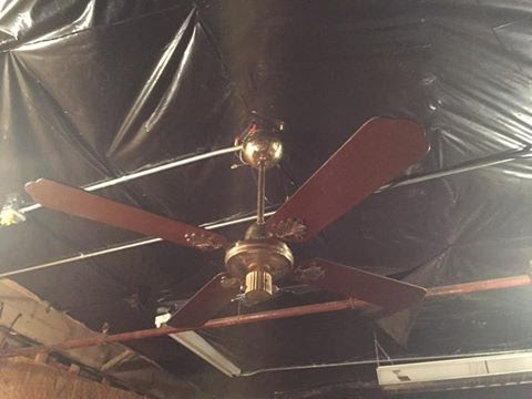 Smc laguna ceiling fan polished brass with variable speed control smc laguna ceiling fan polished brass with variable speed control aloadofball Gallery