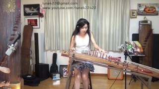 Guns N' Roses- Don't Cry Gayageum ver. by Luna