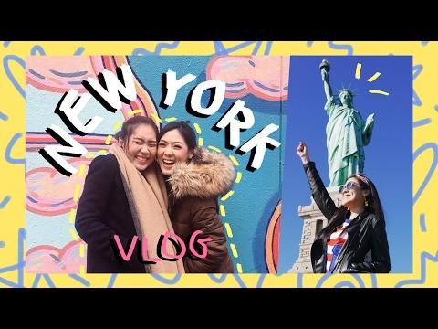 VLOG พาดี้พาเที่ยวเมกาาา คลิปสุดท้ายละจ้าา NYC | icepadie