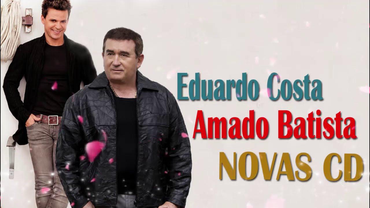 EDUARDO COSTA E AMADO BATISTA NOVAS CD 2019 - O MELHOR GRUPO DE PAGODE DE TODOS OS TEMPOS