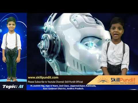 skill-pundit:-m.joshith-raj,-2nd-class,-kakinada-|-topic:-artificial-intelligence.