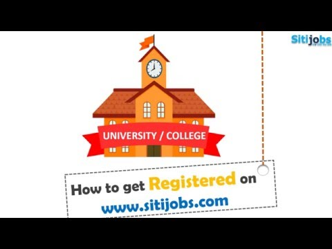 Register your University with Sitijobs and share your courses detail