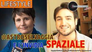 #ASTROSELVAGGIA : Selvaggia Lucarelli e l'invidia SPAZIALE - DarkAndross