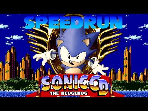 [TAS] Sonic The Hedgehog CD - Speedrun