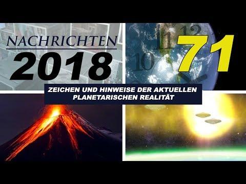 ALCYON PLEYADEN 71 – NACHRICHTEN 2018: Gedankenkontrolle, Zirbeldrüse, Bitcoin, Russiagate, UFOs