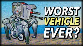 Which Star Wars Faction has the WORST VEHICLE? | Star Wars Compared Ft. EckhartsLadder